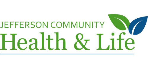 Jefferson Community Health & Life logo