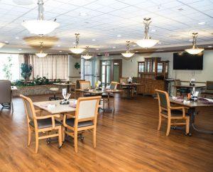 Gardenside Dining Room