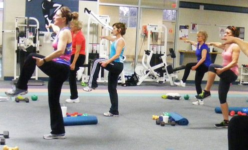 Power Shaping Fitness Class