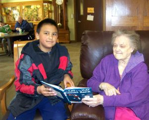 Students & Residents Reading