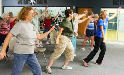 Tai Chi Fitness Class