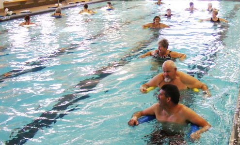 Water Fitness Class