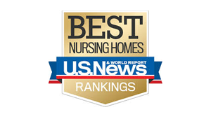Gardenside Long Term Care receives Best Nursing Homes Award