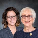 Instructors Erin & Lorraine