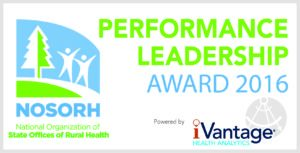 Performance Leadership Award 2016