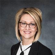 Raven Gerths, Social Services Director